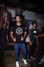 Sushant Singh Rajput spotted at bandra on 18th July 2019 (32)_5d31763209011.JPG