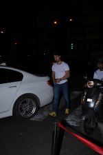 Tiger Shroff & Disha Patani spotted at Bastian Bandra on 18th July 2019 (3)_5d316b9a419fd.JPG