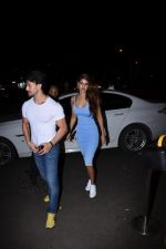 Tiger Shroff & Disha Patani spotted at Bastian Bandra on 18th July 2019 (7)_5d316ba036d41.JPG