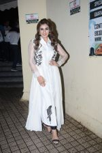 Raveena Tandon at the screening of Marathi film Girlfriend at Juhu Pvr on 25th July 2019