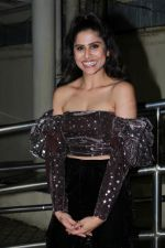 Sai Tamhankar at the screening of Marathi film Girlfriend at Juhu Pvr on 25th July 2019.