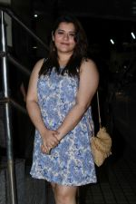 Shikha Talsania at the screening of Marathi film Girlfriend at Juhu Pvr on 25th July 2019.