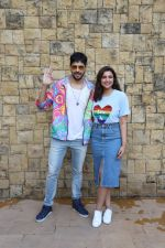 Siddharth Malhotra and Parineeti Chopra will be spotted promoting the film, Jabariya Jodi on 23rd July 2019 (2)_5d3aa982f0d50.JPG