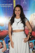 Sonakshi Sinha at the promotions of film Khandaani Shafakhana at Tseries office in andheri on 24th July 2019 (1)_5d3aa7e36452d.JPG
