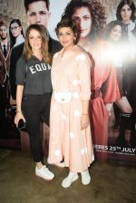 Sonali Bendre, Suzanne Khan at the screening of Zee5's original Rejctx in sunny sound juhu on 25th July 2019