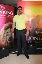 Mukesh Rishi at the Special screening of film The Lion King on 18th July 2019 (10)_5d3e9e5abad6e.jpg