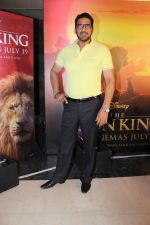 Mukesh Rishi at the Special screening of film The Lion King on 18th July 2019 (8)_5d3e9e57b6bb6.jpg