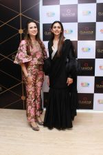 Rakul Preet Singh at the Inauguration Of Their 19th Edition Glamour 2019 on 27th July 2019