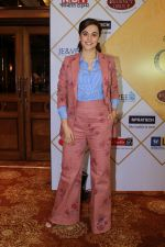 Taapsee Pannu at the red carpet of NBT Utsav Awards 2019 in Taj Lands End on 27th July 2019 (15)_5d3ea7621ccdb.jpg