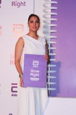 Lara Dutta At The Launch of Abbott Nutrition�s Health Programme on 30th July 2019 (11)_5d414c63e2437.jpg