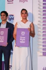 Lara Dutta At The Launch of Abbott Nutrition�s Health Programme on 30th July 2019 (18)_5d414c733b899.jpg