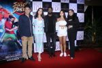 Nora Fatehi, Remo D Souza, Divya Kumar, Bhushan Kumar at the Wrap up party of film Street Dancer at andheri on 30th July 2019 (5)_5d414cbc5c2da.jpg