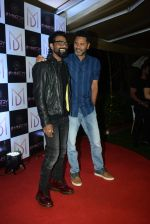 Prabhu Deva, Remo D Souza  at the Wrap up party of film Street Dancer at andheri on 30th July 2019 (76)_5d414e32d1b2a.JPG