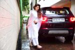 Sangeeta Bijlani at prayer meet of  Kaykasshan Patel_s husband Areef Patel at his house in bandra  on 30th July 2019 (75)_5d414c43b0390.jpg