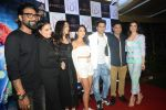 Shraddha Kapoor, Varun Dhawan, Bhushan Kumar, Divya Kumar, Nora Fatehi at the Wrap up party of film Street Dancer at andheri on 30th July 2019 (129)_5d414da5bf103.JPG