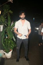 Ahan Shetty at Kiara Advani's birthday party in worli on 31st July 2019