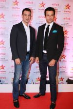 Ronit Roy, Rohit Roy at the Red Carpet of Star Plus serial Sanjivani 2 on 31st July 2019 (26)_5d4299e575e77.JPG