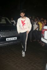 Sidharth Malhotra at Kiara Advani's birthday party in worli on 31st July 2019