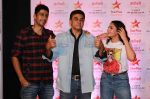 Surbhi Chandna, Mohnish Bahl, Namit Khanna at the Red Carpet of Star Plus serial Sanjivani 2 on 31st July 2019 (97)_5d429907cc91d.JPG