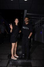 Ram Charan & Kiara advani spotted at Hakkasan bandra on 1st Aug 2019 (1)_5d43e6002b781.JPG