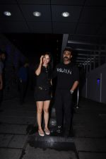 Ram Charan & Kiara advani spotted at Hakkasan bandra on 1st Aug 2019 (17)_5d43e6257a093.JPG