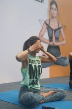 Shilpa Shetty conducts a yoga event at Phoenix lower parel on 4th Aug 2019
