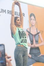 Shilpa Shetty conducts a yoga event at Phoenix lower parel on 4th Aug 2019 (5)_5d47d6a1b3a58.JPG
