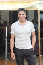 Akshay Kumar at the media interactions for film Mission Mangal at Sun n Sand in juhu on 3rd Aug 2019 (6)_5d47d4b1274dd.JPG