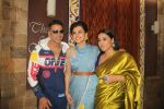 Akshay Kumar, Tapsee Pannu, Vidya Balan at the media interactions for film Mission Mangal at Sun n Sand in juhu on 3rd Aug 2019 (1)_5d47d4b3a3aa7.JPG