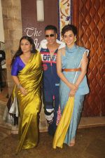 Akshay Kumar, Tapsee Pannu, Vidya Balan at the media interactions for film Mission Mangal at Sun n Sand in juhu on 3rd Aug 2019 (13)_5d47d4b6549be.JPG