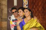 Akshay Kumar, Tapsee Pannu, Vidya Balan at the media interactions for film Mission Mangal at Sun n Sand in juhu on 3rd Aug 2019 (15)_5d47d4bdd3f3e.JPG