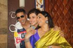 Akshay Kumar, Tapsee Pannu, Vidya Balan at the media interactions for film Mission Mangal at Sun n Sand in juhu on 3rd Aug 2019 (53)_5d47d8cc73b7b.JPG