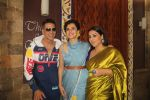 Akshay Kumar, Tapsee Pannu, Vidya Balan at the media interactions for film Mission Mangal at Sun n Sand in juhu on 3rd Aug 2019 (62)_5d47d851766b4.JPG