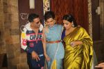 Akshay Kumar, Tapsee Pannu, Vidya Balan at the media interactions for film Mission Mangal at Sun n Sand in juhu on 3rd Aug 2019 (65)_5d47d83beb89e.JPG