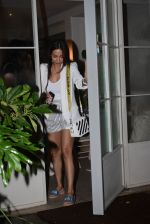 Malaika Arora spotted at sequel in bandra on 3rd Aug 2019 (2)_5d47d73bd0899.JPG