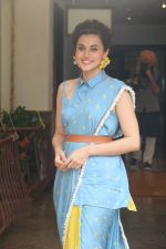 Tapsee Pannu at the media interactions for film Mission Mangal at Sun n Sand in juhu on 3rd Aug 2019 (38)_5d47d8fba83e9.JPG