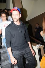 Hrithik Roshan spotted at pvr juhu on 4th Aug 2019
