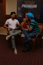 Rajeev Khandelwal at the promotions of their Film Pranaam on 5th Aug 2019 (33)_5d492a89af19e.jpg