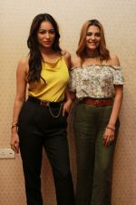 Nazia Hussain, Pooja Bisht at the promotions of Film Mushkil - Fear Behind on 6th Aug 2019 (27)_5d4a7bdcdae23.JPG