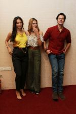Rajneesh Duggall, Nazia Hussain, Pooja Bisht at the promotions of Film Mushkil - Fear Behind on 6th Aug 2019 (44)_5d4a7ca150363.JPG