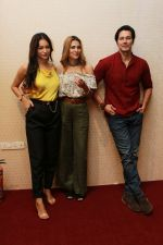 Rajneesh Duggall, Nazia Hussain, Pooja Bisht at the promotions of Film Mushkil - Fear Behind on 6th Aug 2019 (45)_5d4a7ca3395d3.JPG