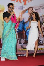 Ayushmann Khurrana, Nushrat Bharucha at the Trailer Launch Of Film Dream Girl on 12th Aug 2019 (122)_5d525e1ac67d4.JPG