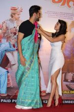 Ayushmann Khurrana, Nushrat Bharucha at the Trailer Launch Of Film Dream Girl on 12th Aug 2019 (130)_5d525dafd6aed.JPG