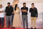 Shraddha Kapoor, Prabhas, Bhushan Kumar at the Trailer Launch Of Film Saaho on 11th Aug 2019 (15)_5d5262c389a73.JPG
