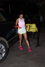 Malaika Arora spotted at gym in bandra on 19th Aug 2019 (3)_5d5b9e6675460.JPG
