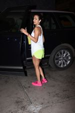 Malaika Arora spotted at gym in bandra on 19th Aug 2019