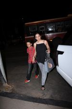 Manyata Dutt with kids Iqra & Shahran spotted at ministry of crabs in bandra on 19th Aug 2019 (4)_5d5b9da999759.JPG