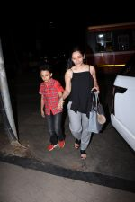 Manyata Dutt with kids Iqra & Shahran spotted at ministry of crabs in bandra on 19th Aug 2019 (5)_5d5b9e78ceffd.JPG