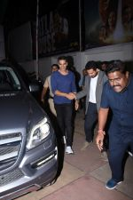Akshay Kumar attends the special screening of film Mission Mangal hosted for BMC workers at plaza cinema in Dadar on 20th Aug 2019