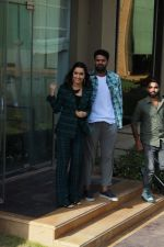 Prabhas and Shraddha Kapoor spotted promoting their upcoming movie Saaho in JW Marriott on 20th Aug 2019 (55)_5d5cf5904bcfe.jpg